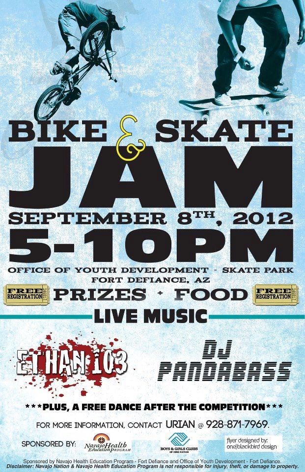 Bike & Skate Jam (Fort Defiance, AZ)