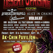 Desert Uprising Battle!  11pm Pub Rock Live