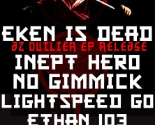 Pub Rock Live – Eken is Dead CD Release
