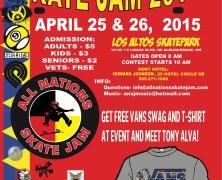 All Nations Skate Jam