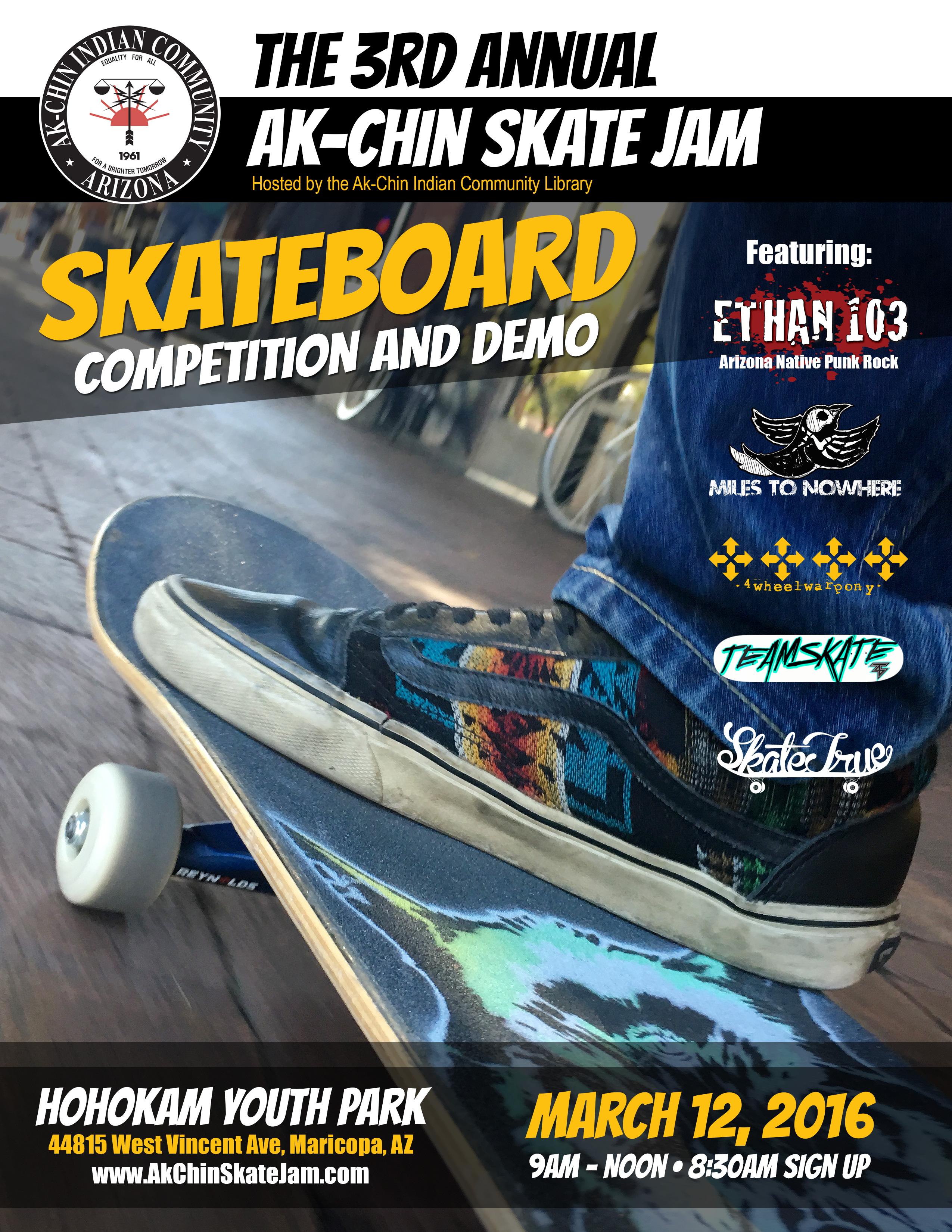 Ak-Chin Skate Jam