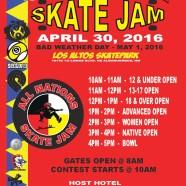 Albuquerque, NM – All Nations Skate Jam